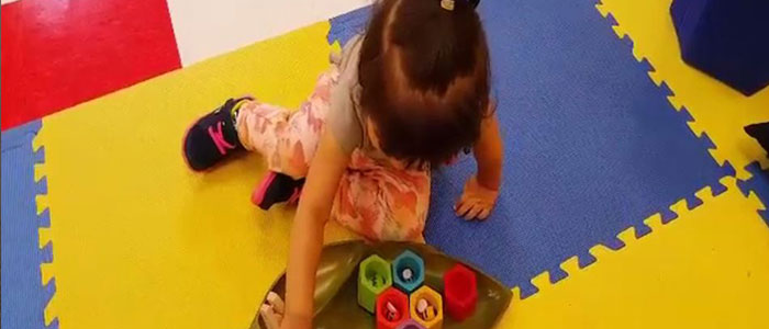 Sorting, Matching & Pincer Grip: Toddler Class OAC