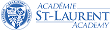 St-Laurent Academy Logo